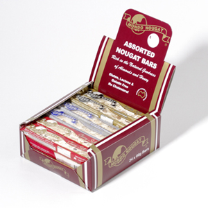 Mondo Nougat Assorted Bars